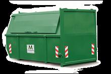 Gesloten 10m3 container huren